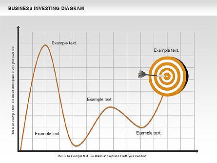 Business Investing Diagram, Slide 3, 01072, Business Models — PoweredTemplate.com