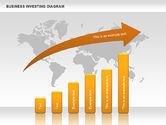 Business Models: Bedrijf Investeren diagram #01072
