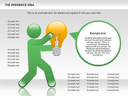 Business Models: The Presence Idea #01073
