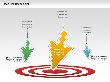 Marketing Target, Slide 4, 01079, Business Models — PoweredTemplate.com