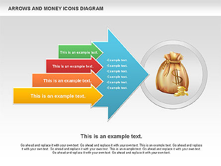 Profit the Goal Diagram, Slide 4, 01083, Business Models — PoweredTemplate.com