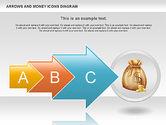 Business Models: Profit the Goal Diagram #01083