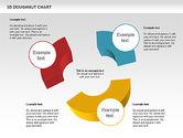3D Donut Chart#7