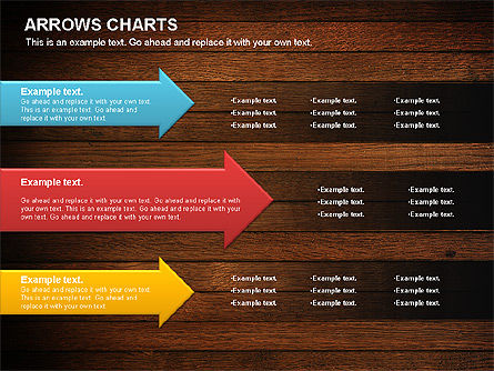 Arrows Timeline Diagram, Slide 2, 01088, Timelines & Calendars — PoweredTemplate.com