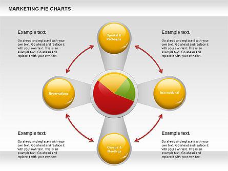 Marketing Pie Chart, Slide 2, 01097, Business Models — PoweredTemplate.com