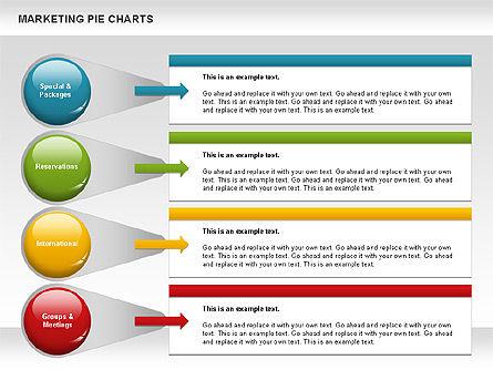 Marketing Pie Chart, Slide 6, 01097, Business Models — PoweredTemplate.com