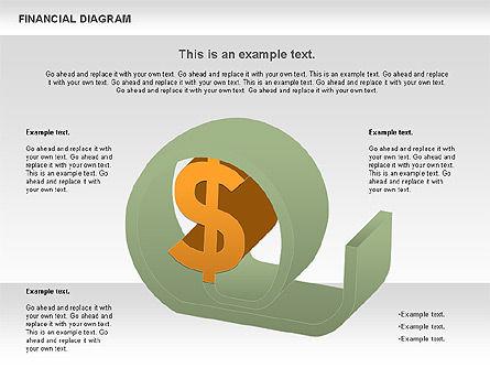 Financial Management Diagram, Slide 2, 01102, Business Models — PoweredTemplate.com