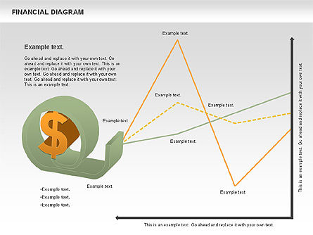 Financial Management Diagram, Slide 3, 01102, Business Models — PoweredTemplate.com