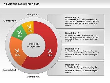 Airlift Diagram, Slide 2, 01105, Business Models — PoweredTemplate.com
