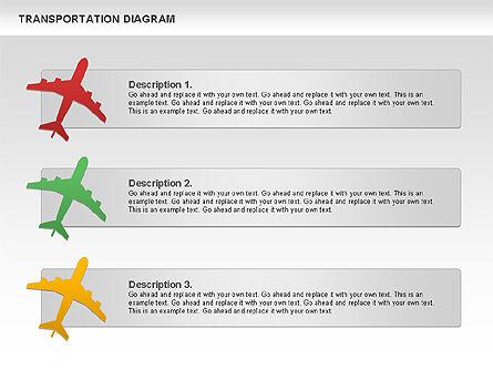 Airlift Diagram, Slide 4, 01105, Business Models — PoweredTemplate.com