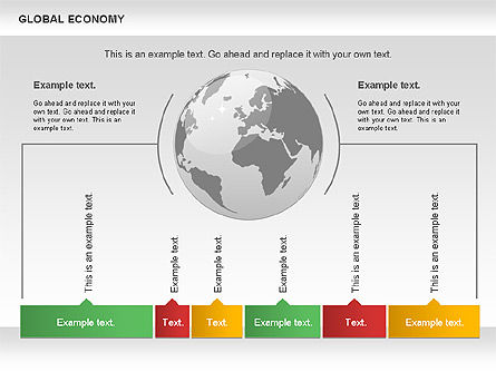 World Resources Diagram, 01108, Business Models — PoweredTemplate.com