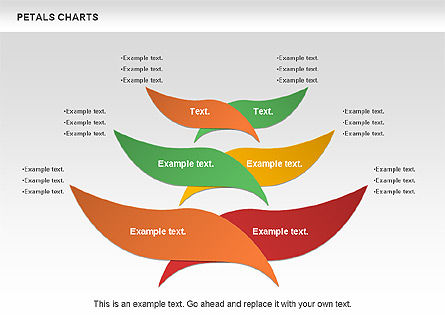 Leaves Diagram, Slide 9, 01113, Business Models — PoweredTemplate.com
