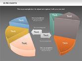 3D Pie Chart#13