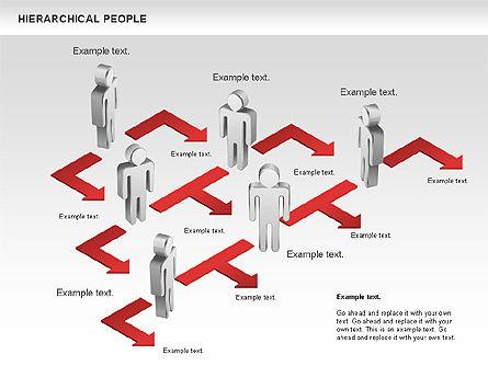 Structure Diagram, Slide 2, 01116, Organizational Charts — PoweredTemplate.com
