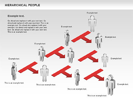 Structure Diagram, Slide 4, 01116, Organizational Charts — PoweredTemplate.com