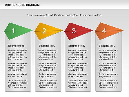 Project Presentation Diagram, Slide 7, 01117, Business Models — PoweredTemplate.com