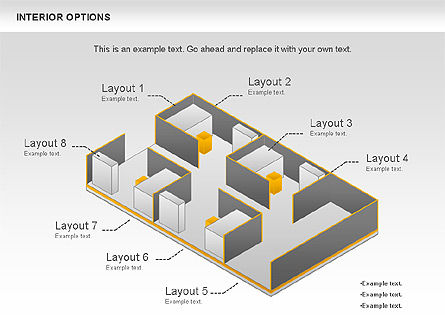 Business Models: Interior Options Diagram #01123