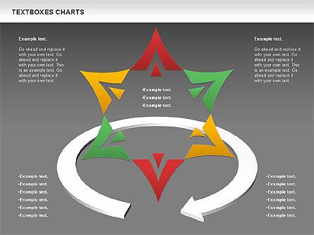 Business Charts Set, Slide 12, 01124, Business Models — PoweredTemplate.com