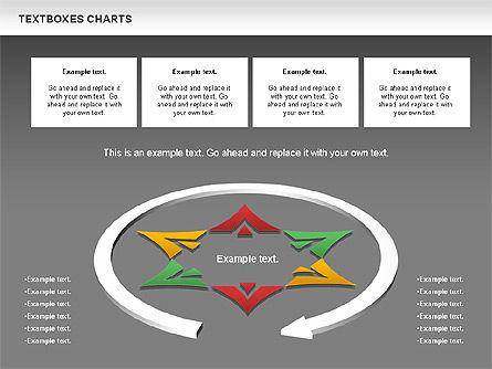 Business Charts Set, Slide 14, 01124, Business Models — PoweredTemplate.com