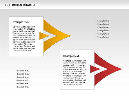 Business Charts Set, Slide 4, 01124, Business Models — PoweredTemplate.com