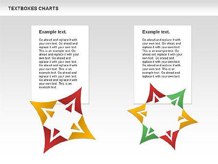 Business Charts Set, Slide 6, 01124, Business Models — PoweredTemplate.com