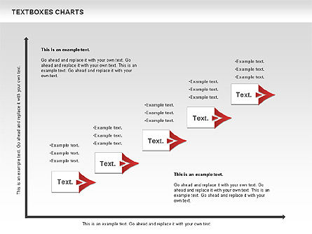 Business Charts Set, Slide 8, 01124, Business Models — PoweredTemplate.com