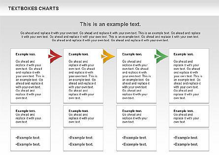 Business Charts Set, Slide 9, 01124, Business Models — PoweredTemplate.com