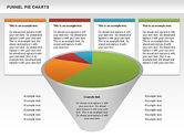 Business Models: Funnel Pie Chart #01125