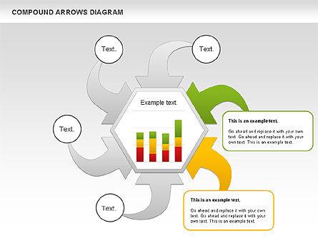 Compound Process Diagram, Slide 5, 01128, Process Diagrams — PoweredTemplate.com