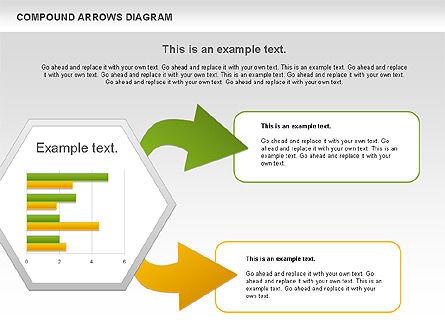 Compound Process Diagram, Slide 6, 01128, Process Diagrams — PoweredTemplate.com