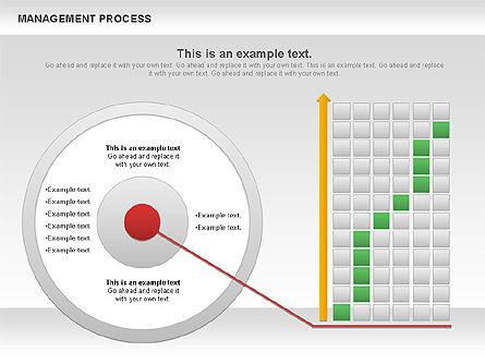 Management Diagram Set, Slide 4, 01130, Business Models — PoweredTemplate.com