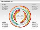Business Models: Management Diagram Set #01130