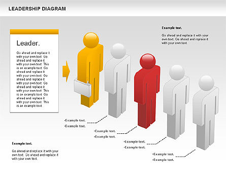 Business Models: Human Resources Diagram #01135
