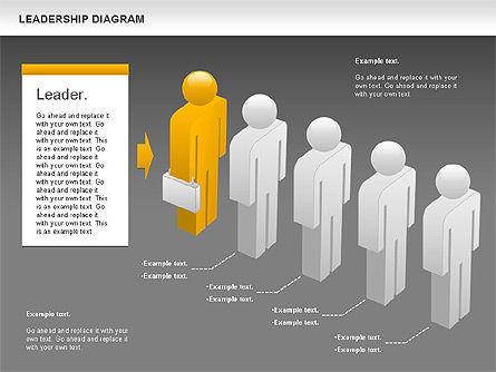 Human Resources Diagram, Slide 12, 01135, Business Models — PoweredTemplate.com