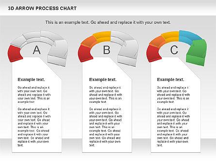 Career Steps Diagram, Slide 8, 01137, Stage Diagrams — PoweredTemplate.com