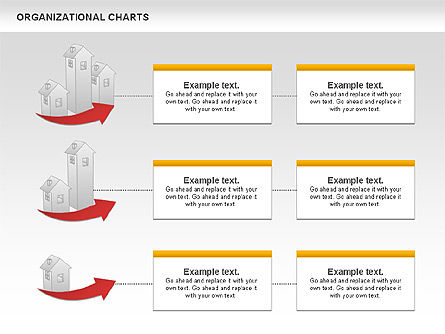 Real Estate Investment Diagram, Slide 10, 01141, Organizational Charts — PoweredTemplate.com