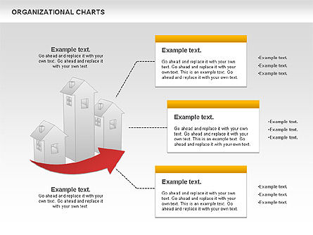 Real Estate Investment Diagram, Slide 2, 01141, Organizational Charts — PoweredTemplate.com