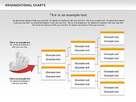 Real Estate Investment Diagram, Slide 4, 01141, Organizational Charts — PoweredTemplate.com