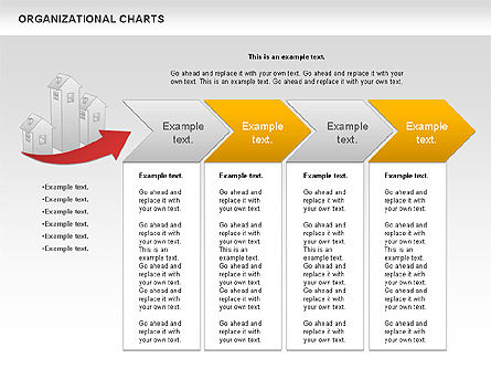 Real Estate Investment Diagram, Slide 5, 01141, Organizational Charts — PoweredTemplate.com