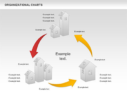 Real Estate Investment Diagram, Slide 6, 01141, Organizational Charts — PoweredTemplate.com