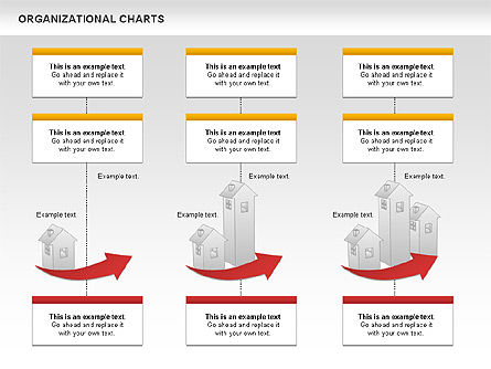 Real Estate Investment Diagram, Slide 8, 01141, Organizational Charts — PoweredTemplate.com
