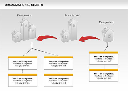 Real Estate Investment Diagram, Slide 9, 01141, Organizational Charts — PoweredTemplate.com