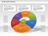 Pie Charts: Donut Pie Chart #01147