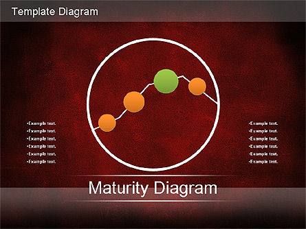 Stage Diagrams: Fälligkeit PowerPoint-Diagramm #01148