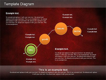 Maturity PowerPoint Diagram, Slide 5, 01148, Stage Diagrams — PoweredTemplate.com