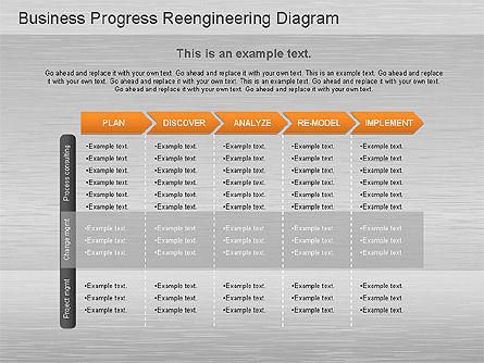 Business Process Reengineering Diagram Slide 11