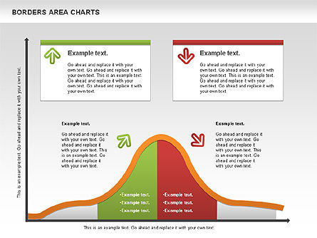 Line Area Chart, Slide 7, 01155, Business Models — PoweredTemplate.com