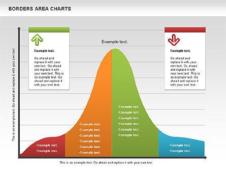 Line Area Chart, Slide 9, 01155, Business Models — PoweredTemplate.com