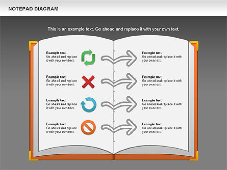 Task Management Diagram , Slide 16, 01164, Process Diagrams — PoweredTemplate.com