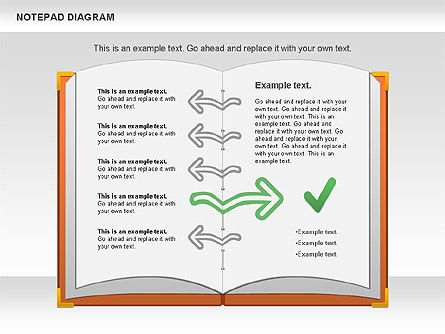 Task Management Diagram , Slide 3, 01164, Process Diagrams — PoweredTemplate.com